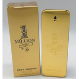 Perfume One 1 Million Paco Rabanne Edt 200ml 100% Original