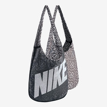 Bolsa Nike Ba4879-010 Graphic Reversible Original+nota Fisc
