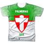 Camisa Camiseta Retro Palmeiras F.c