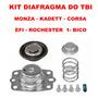 Kit Diafragma Tbi Monza/kadett/corsa/s10/blazer Efi