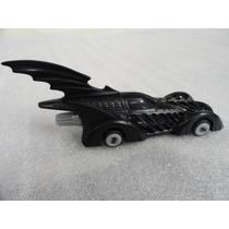 Super Carrinho Batman - Fricção - Luz Azul - Colecionador