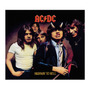 Poster Auto Colante - Acdc Highway To Hell (70cm X 66cm)