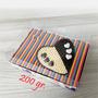 Caixa  Coração Dia Das Mães Ou Namorados 200gr  Pacote C/10