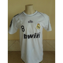 Camisa Do Real Madrid Kaká Réplica Time Tamanho G.
