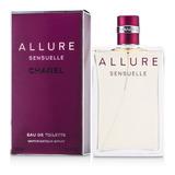 Perfume Chanel Allure Sensuelle - Decant Fração 5ml