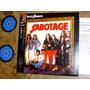 Cd Imp Japão Black Sabbath - Sabotage (73) Mini Lp C/ Ozzy