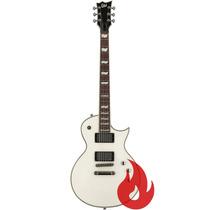 Esp Ltd Ec-401 Owt . Guitarra . Loja . Nf + Garantia !!!