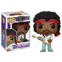 Funko Pop! Rocks: Jimi Hendrix #54