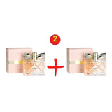 Perfume Feminino Avon Luck La Vie Kit Com 2 Unds De 50ml Cada