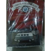 Coleção Carros Inesqueciveis Vw Kombi N°39