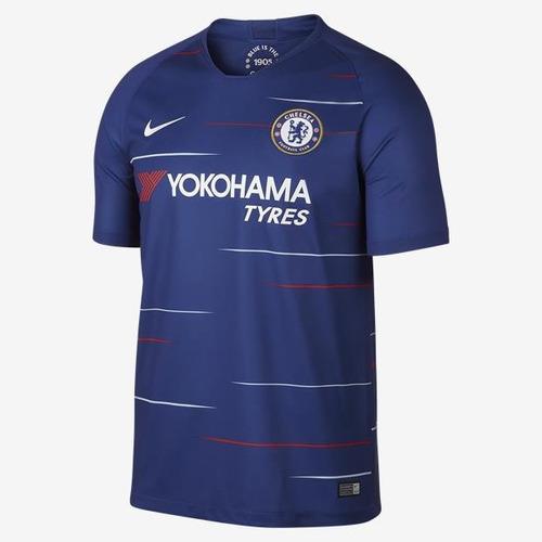 b507a9218d Camisa Chelsea 2019 Oficial - Hazard Pronta Entrega - R  129 en ...
