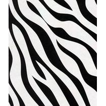 Papel Adesivo Contact 45 Cm X 10 Metros Fashion Zebra