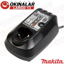 Carregador De Bateria Makita Dc10wb Li-ion 7.2-10.8/12v Max