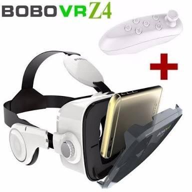 Óculos Realidade Virtual Bobovr Z4 Fone Acoplado Vr (novo) 7dc2ee54ee