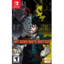 My Hero One's Justice Nintendo Switch Midia Fisica