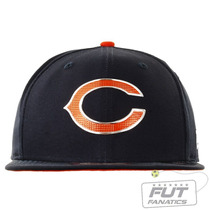 Boné New Era Nfl Chicago Bears 950 Official Draft