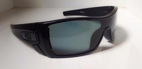 b52b3e7b4317c Óculos Oakley Batwolf Matte Black Original Polarizado