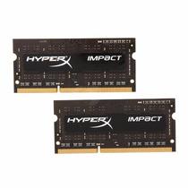 Memória Notebook Kingston Hyperx Impact 8gb (2x4gb)