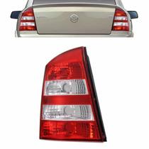 Lanterna Traseira Astra Sedan 03 04 A 2010 Bicolor Esquerdo