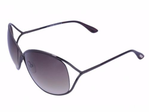 44409562c Óculos De Sol Tom Ford Miranda Tf 130 36 F Chumbo