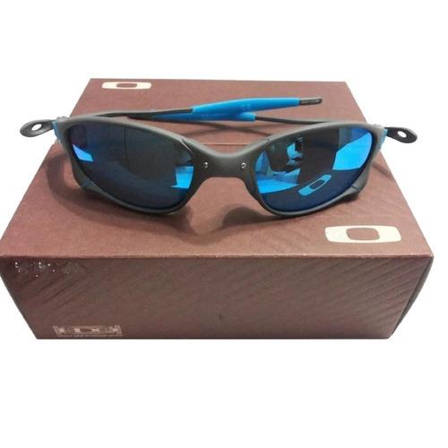 a02bd3cd80 Óculos Oakley Double Xx Juliet Mars Squared 24k Badman