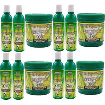 Kit Boé Crece Pelo C/12itens:shampoo+condicionador+mascara
