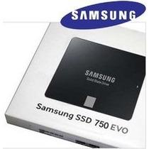 Hd Samsung Ssd 750 Evo 2.5 Sata 3 250gb Promoção !!!