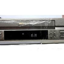 Vídeo Cassete Stereo 7 Cabeças Panasonic