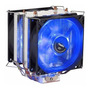 Cooler Duplo Dual Fan Cpu Pc Amd 775 1150 1151 Am3