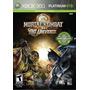 Mortal Kombat Vs Dc Universe Xbox 360 Mídia Física Lacrado