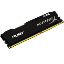 Memória Desktop Pc Ddr4 8gb 2400mhz Hyperx Fury Kingston