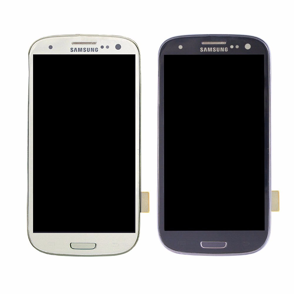 Tela Display Lcd Touch Samsung S3 I9300 +  Pelicula