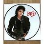 Michael Jackson Lp Picture Disc Bad Novo Raro