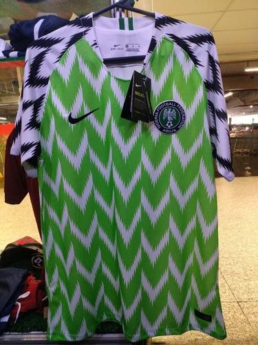 Camisa Seleção Nigeria 2018 ( Promoção Queima De Estoque ) 0ca6b7230fd0f