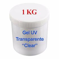 Kit Unhas Gel Uv Acrigel Unha 1kg Pronta Entrega