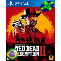 Red Dead Redemption 2 Ps4 Original 1 - Envio Já!