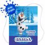 50 Mochilinhas Bolsinhas Personalizadas Frozen Frete Grátis