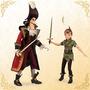 Capitão Gancho E Peter Disney Fairytale Designer Collection