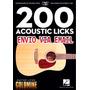 Video Aula 200 Acoustic Licks De Violão