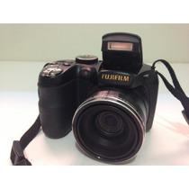 Câmera Semi Profissional Fujifilm Finepix S2800hd Nacional
