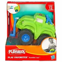 50200 Playskool Playskool Carrinhos Que Vibram - 4x4
