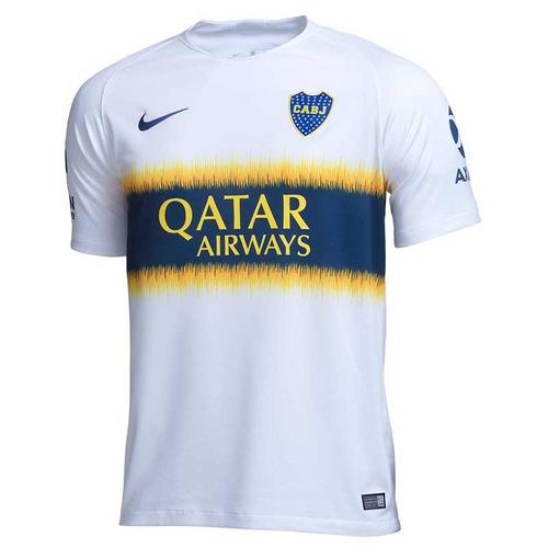 Camisa Camiseta Blusa Time Futebol Boca Juniors 2018 Adulto 11a58516a504a