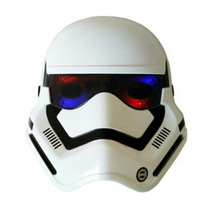 Star Wars Mascara Stormtrooper Cosplay
