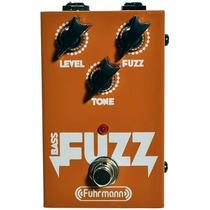 Pedal De Baixo Bass Fuzz Fuhrmann Frete Grátis 2486
