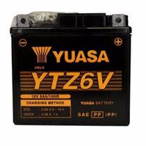 Bateria Yuasa Ytz6v Xre 300/cg 150/bros 125 E 150/biz 125