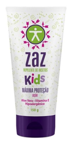 Repelente De Insetos Zaz Kids 150g
