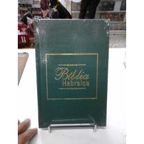 Bíblia Hebraica Sefer Verde