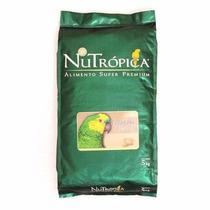 Ração Nutrópica Papagaios Natural 5 Kg