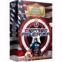 Box Dvd Capitão América (2 Discos)-15 Episódios - Usado
