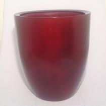 Vasos Decorativos De Fibra De Vidro - Tarumã